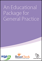Cover image of an Educational Package for General Practice